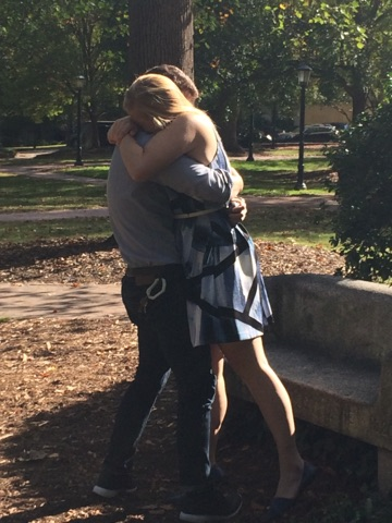Marriage Proposal Ideas in Chapel Hill, NC - Davie Poplar