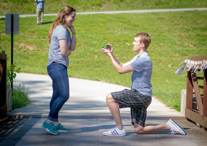 Engagement Proposal Ideas in Rose Hulman Institute
