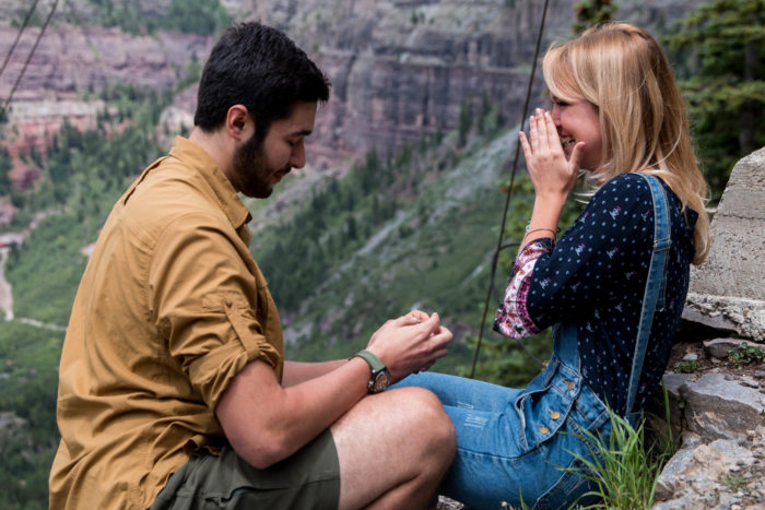 Marriage Proposal Ideas in Telluride, CO
