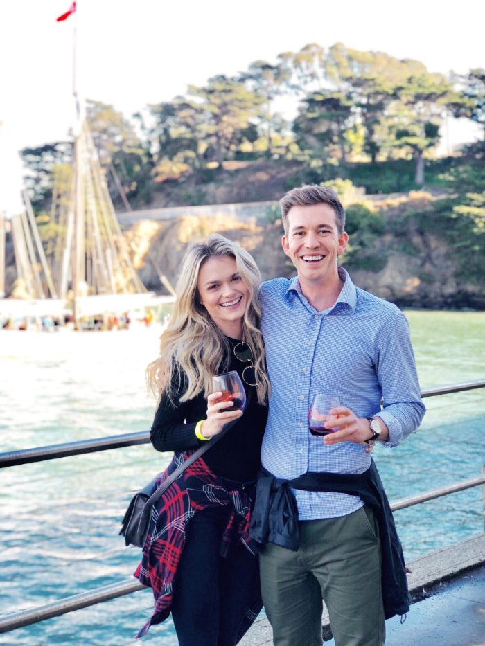 Holly's Proposal in Marin County, California