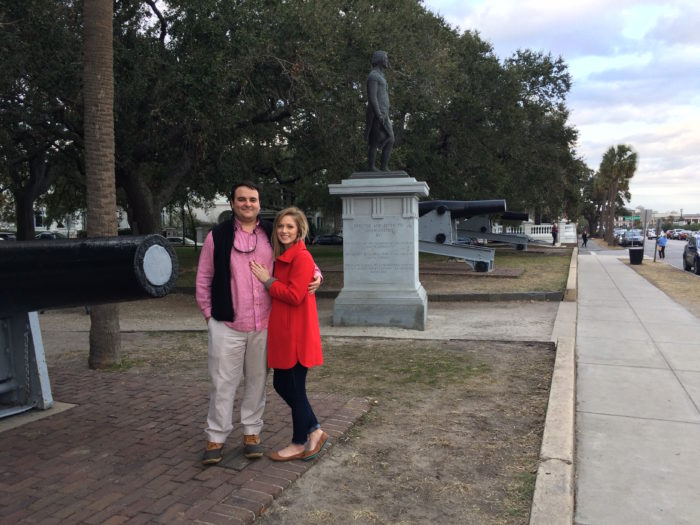 Where to Propose in Charleston, SC