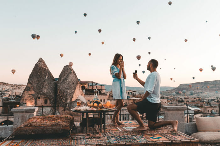 Kat's Proposal in Ponto Beach, Carlsbad CA
