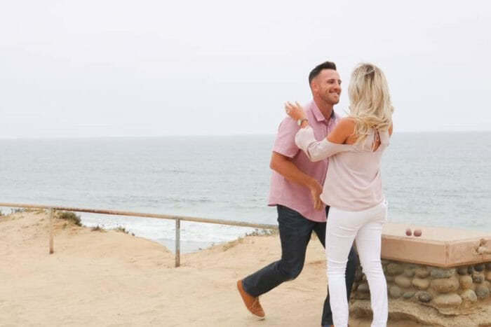 Engagement Proposal Ideas in Ponto Beach, Carlsbad CA