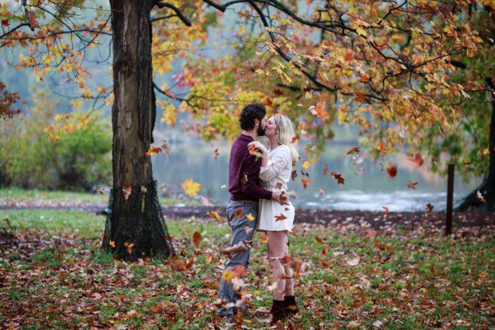 Wedding Proposal Ideas in Richardson Farm Pumpkin Patch