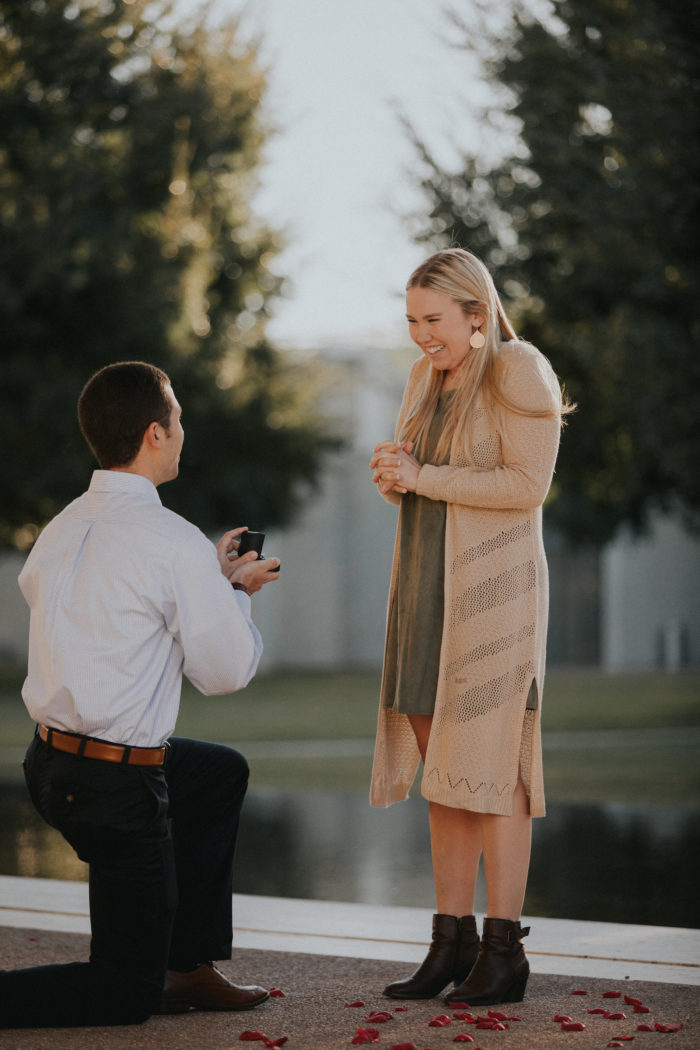 Where to Propose in Fort Worth, TX