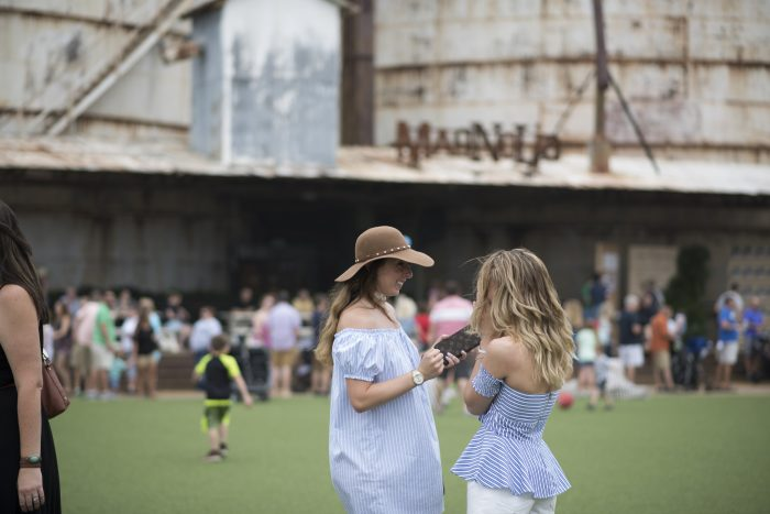 Wedding Proposal Ideas in Magnolia Market- Waco, TX