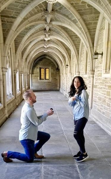 Proposal Ideas Princeton, NJ