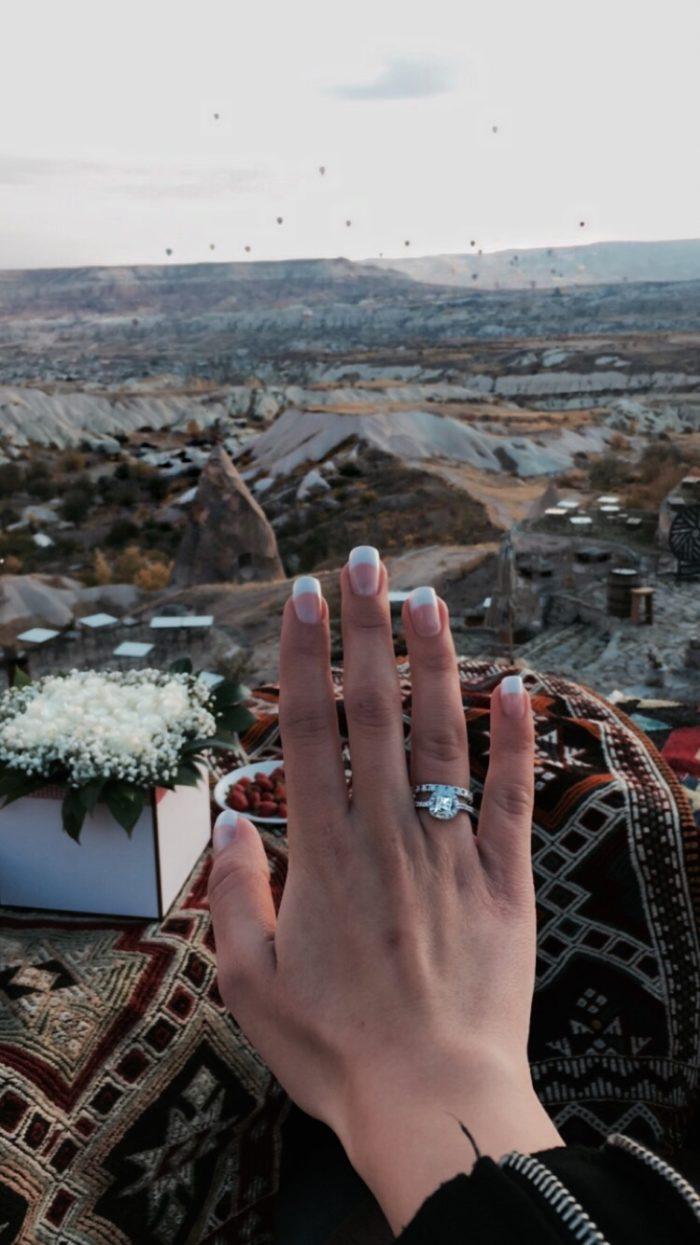 Proposal Ideas Cappadocia/TURKEY