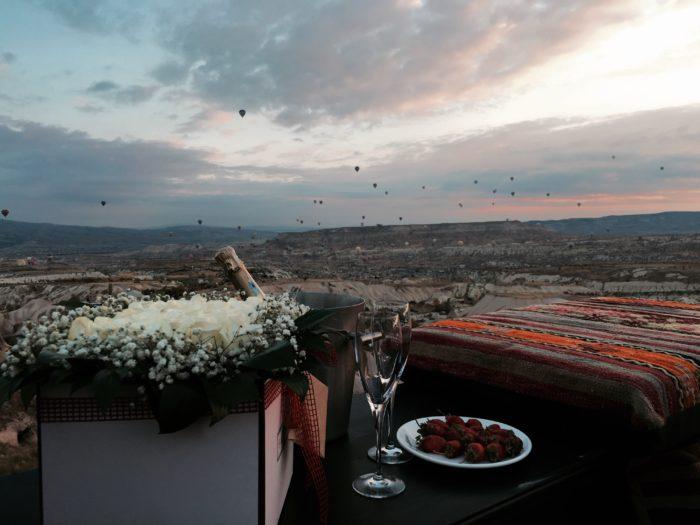 Yagmur and Ahmetcan's Engagement in Cappadocia/TURKEY
