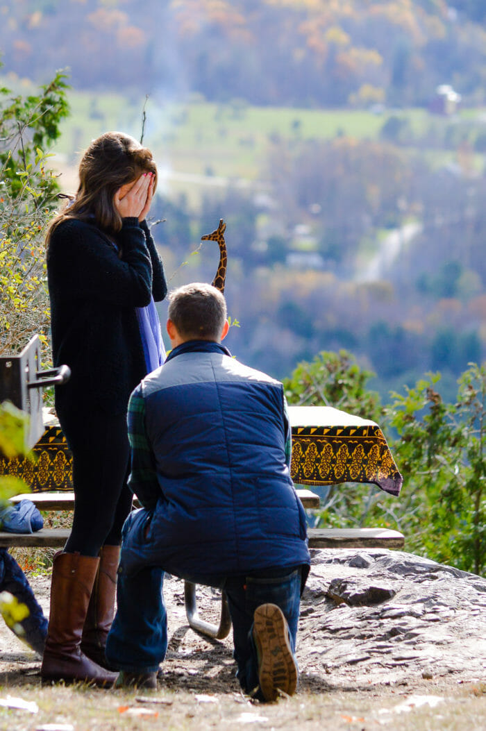 Wedding Proposal Ideas in Burlington, Vermont