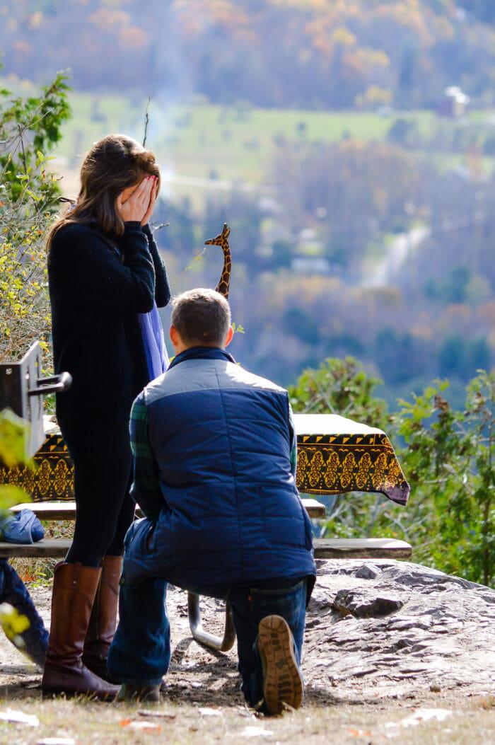 Wedding Proposal Ideas in Burlington, Vermont