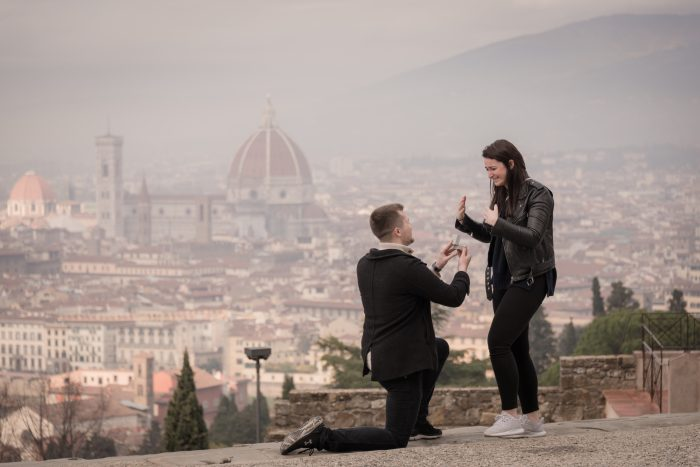 Where to Propose in Florence, Italy
