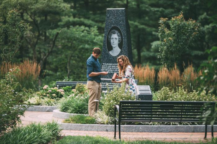Wedding Proposal Ideas in Penn State Behrend Erie PA