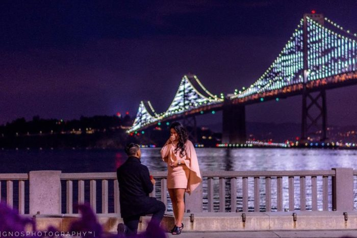 Wedding Proposal Ideas in San Francisco, California