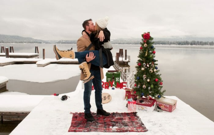 Where to Propose in McCall, Idaho