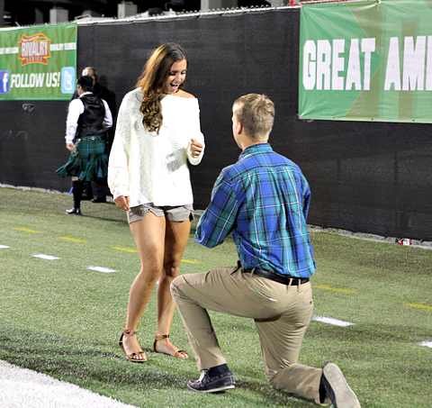 Proposal Ideas Papa Johns Cardinal Stadium
