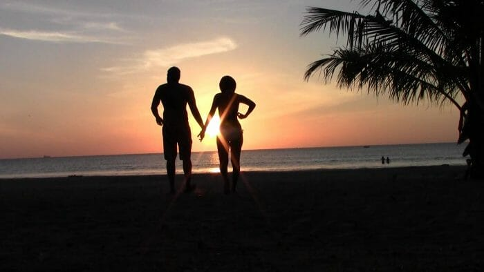 Marriage Proposal Ideas in Mirissa, Sri Lanka