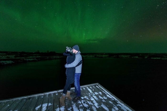 Marriage Proposal Ideas in Þingvellir National Park, Iceland