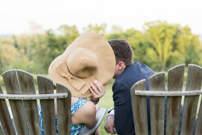 Taylor and Joe's Engagement in The Pennsylvanian