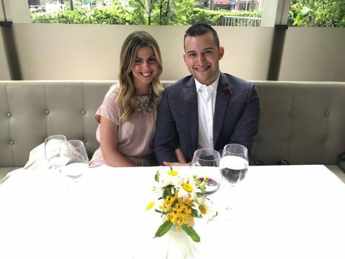 Wedding Proposal Ideas in New York City - Conservatory Garden