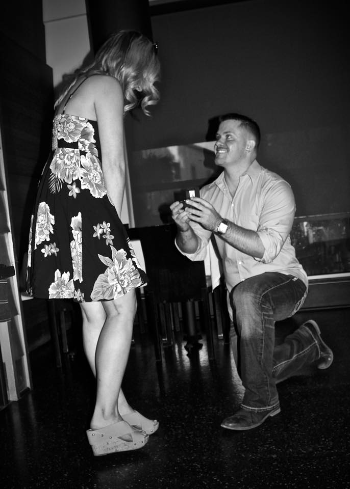 Where to Propose in Francos