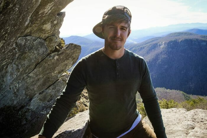 Marriage Proposal Ideas in Hawksbill Mountain North Carolina