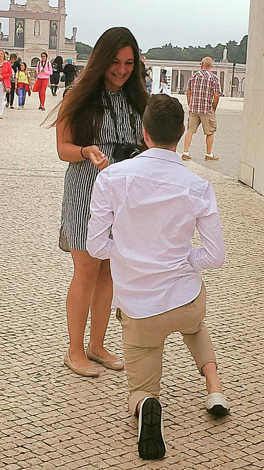 Marriage Proposal Ideas in Fatima, Portugal