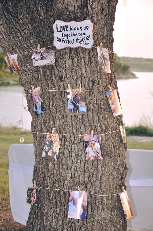 Proposal Ideas Belton, TX (On the Lake)