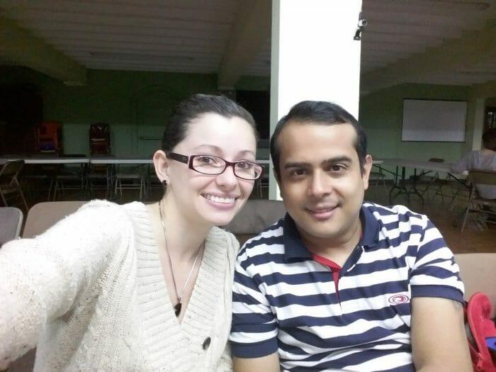 Image 1 of Johanna and Camilo