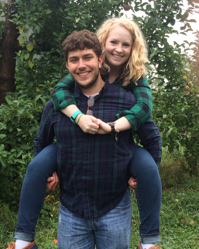 Wedding Proposal Ideas in Ochs Orchard in Warwick, NY
