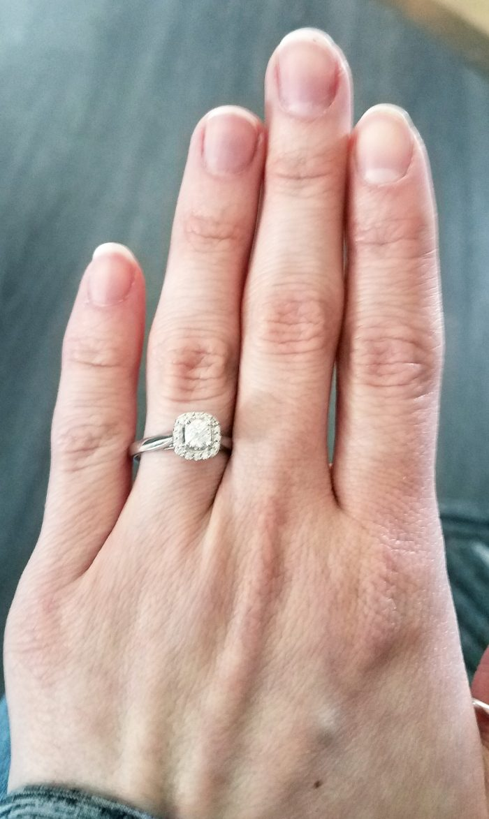 Engagement Proposal Ideas in Our home