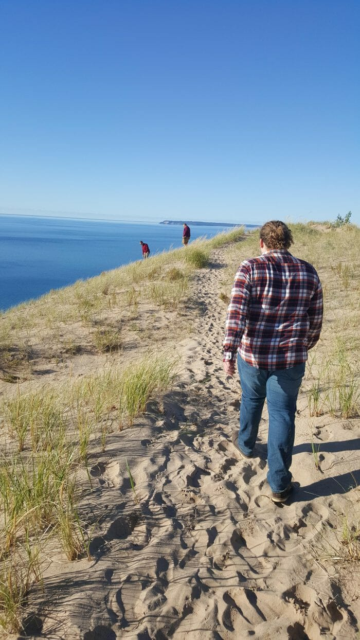 Where to Propose in Sleeping Bear Dunes National Shoreline