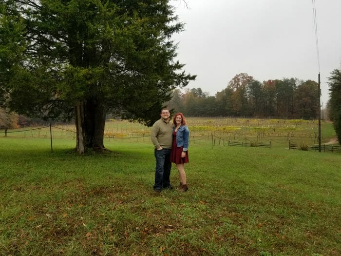 Marriage Proposal Ideas in The Heart of Virginia Wine Trail at Grayhaven Winery in Mineral, VA