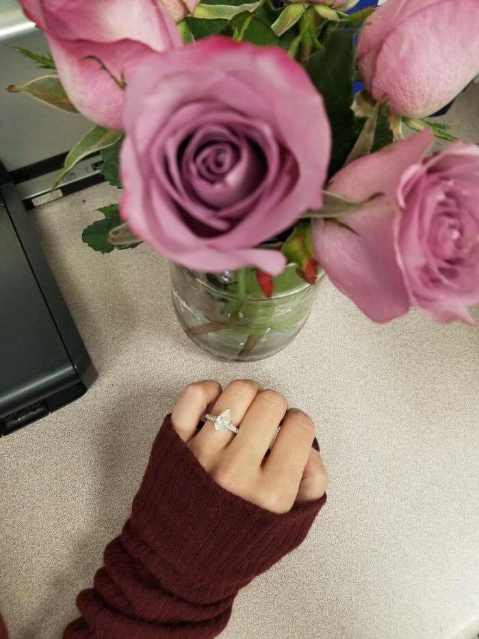 Marriage Proposal Ideas in Hoffman's Marina - Brielle, NJ