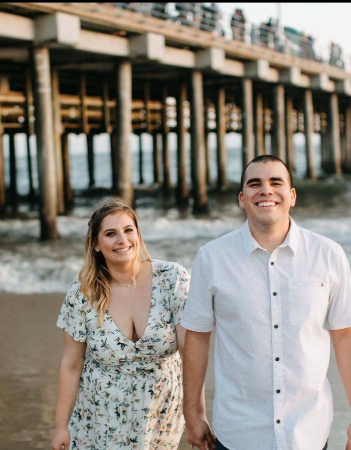 Image 1 of Alyssa Van and Christopher