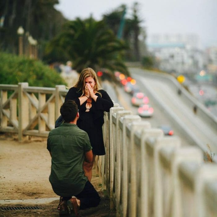 Where to Propose in Santa Monica, CA
