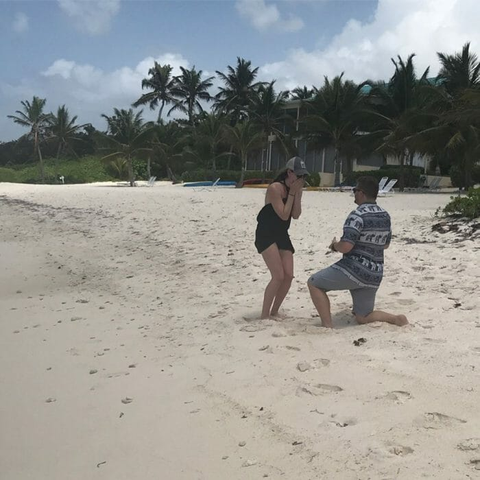Engagement Proposal Ideas in Grand Cayman Islands