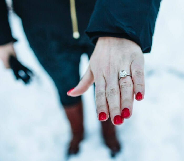 Where to Propose in Hendersonville, NC
