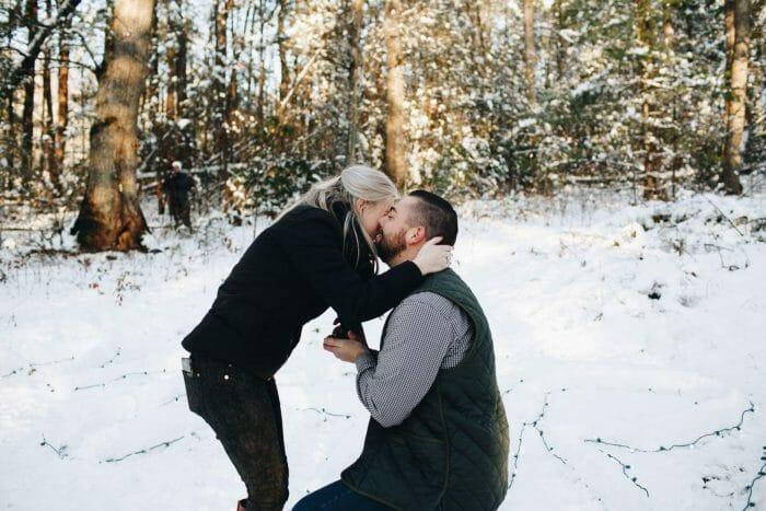 Rebecca's Proposal in Hendersonville, NC