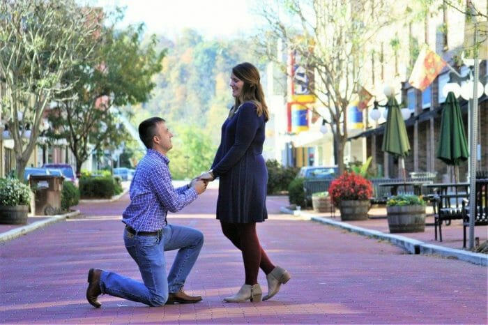 Wedding Proposal Ideas in Shelbyville, KY
