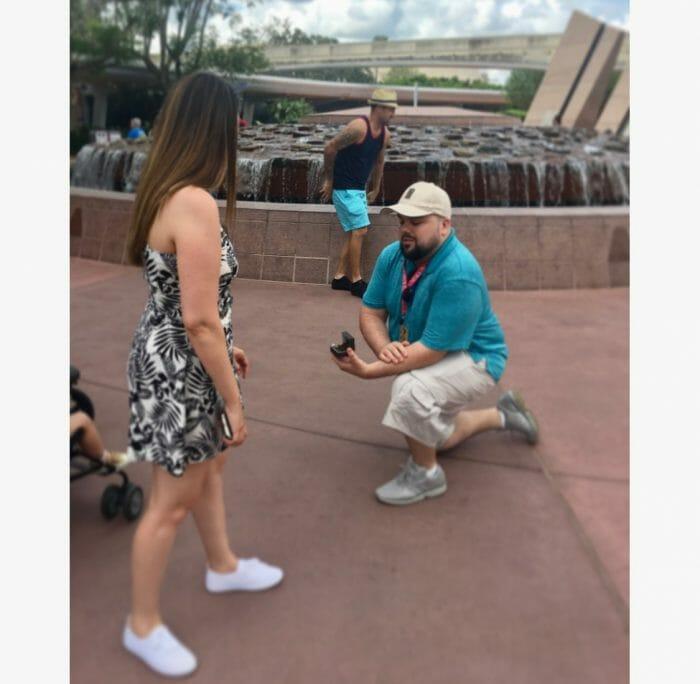 Proposal Ideas Epcot, Disney Florida