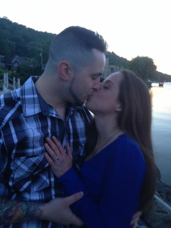 Where to Propose in Pier 701 Restaurant Piermont, NY