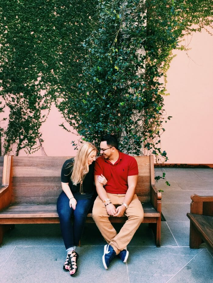 Alanna and Nicolas's Engagement in Bradenton, Fl