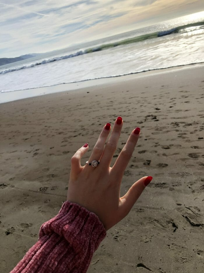 Marriage Proposal Ideas in Bolinas Beach