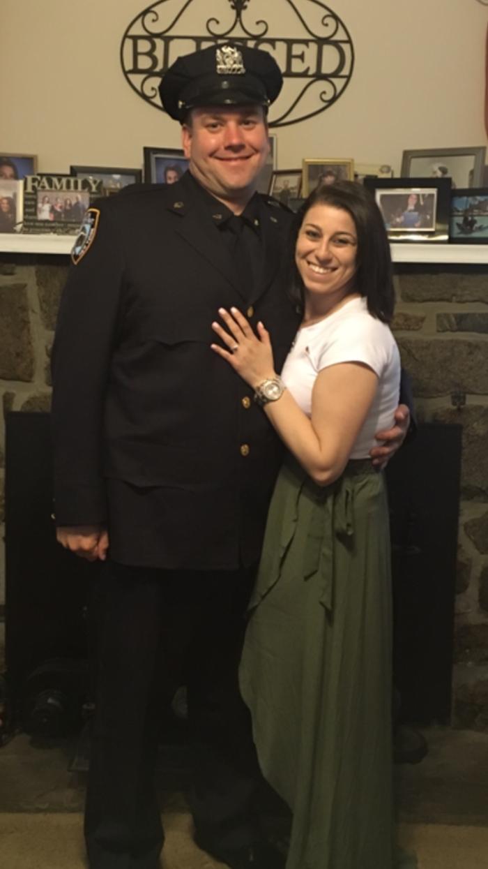 Cynthia and Jay's Engagement in Carmel NY