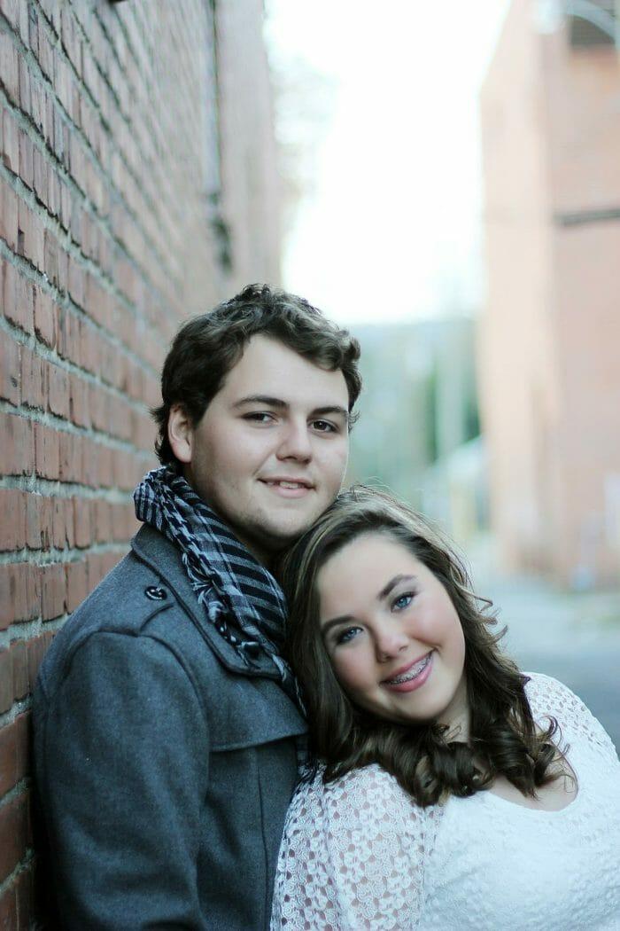 Image 1 of Hannah Faith and Dalton