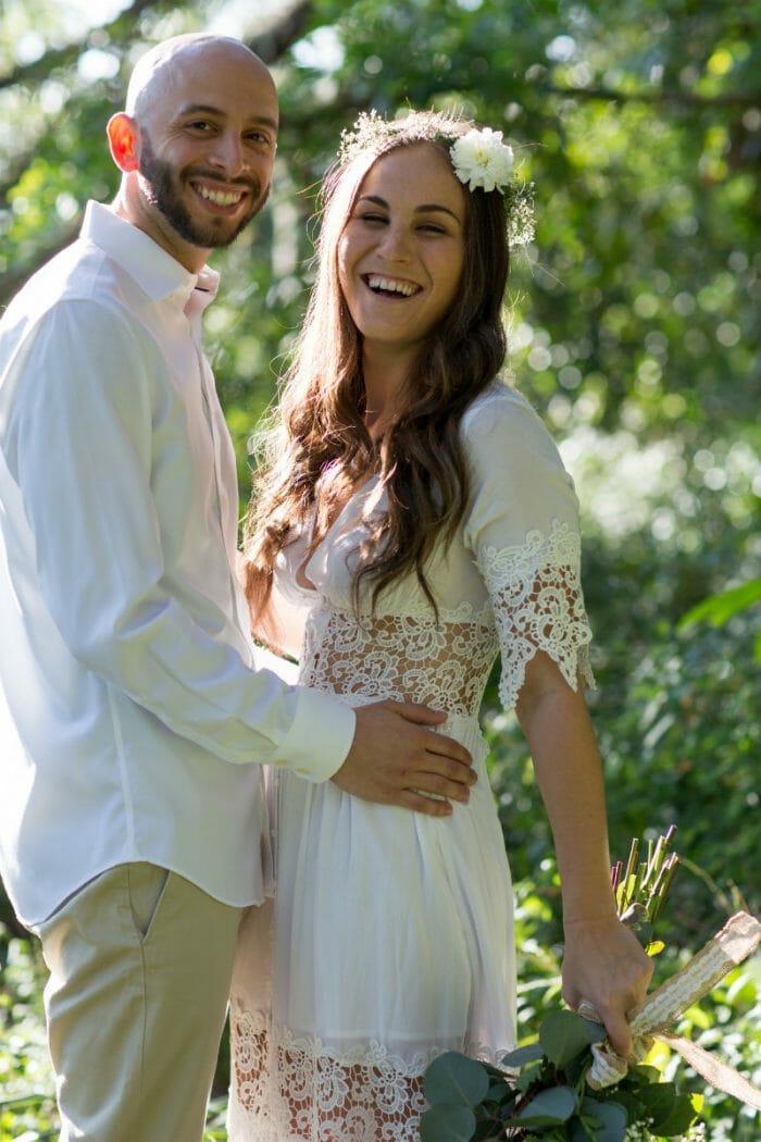 Katie's Proposal in Robbins Preserve, Davie FL