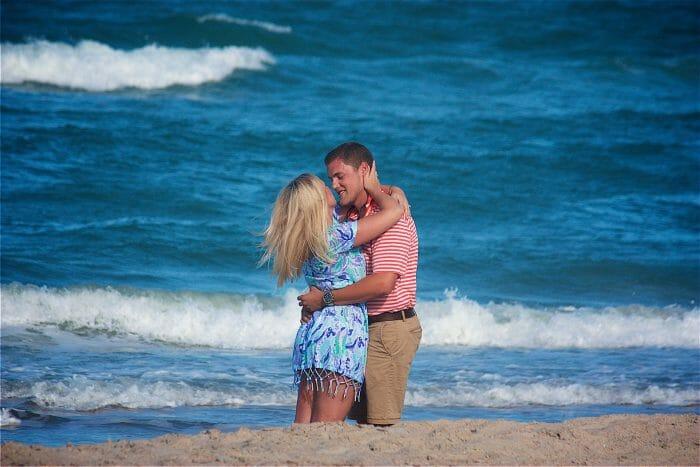 Kayla's Proposal in Jacksonville, Florida