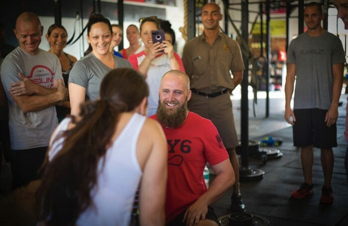 Proposal Ideas CrossFit Redline in Naples, FL