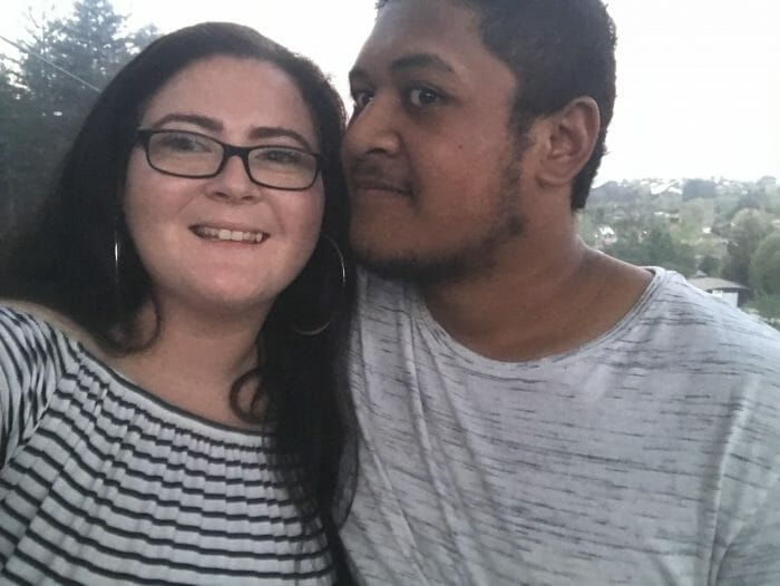 Amber and Shaquille's Engagement in Opotiki New Zealand